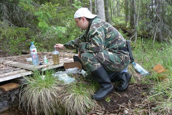 Гидрохимический анализ воды. А.С. Аксенов. 2010 год.