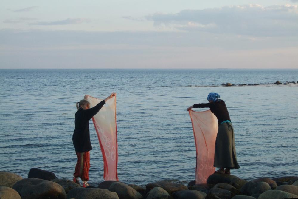 Полоскаем в Белом море