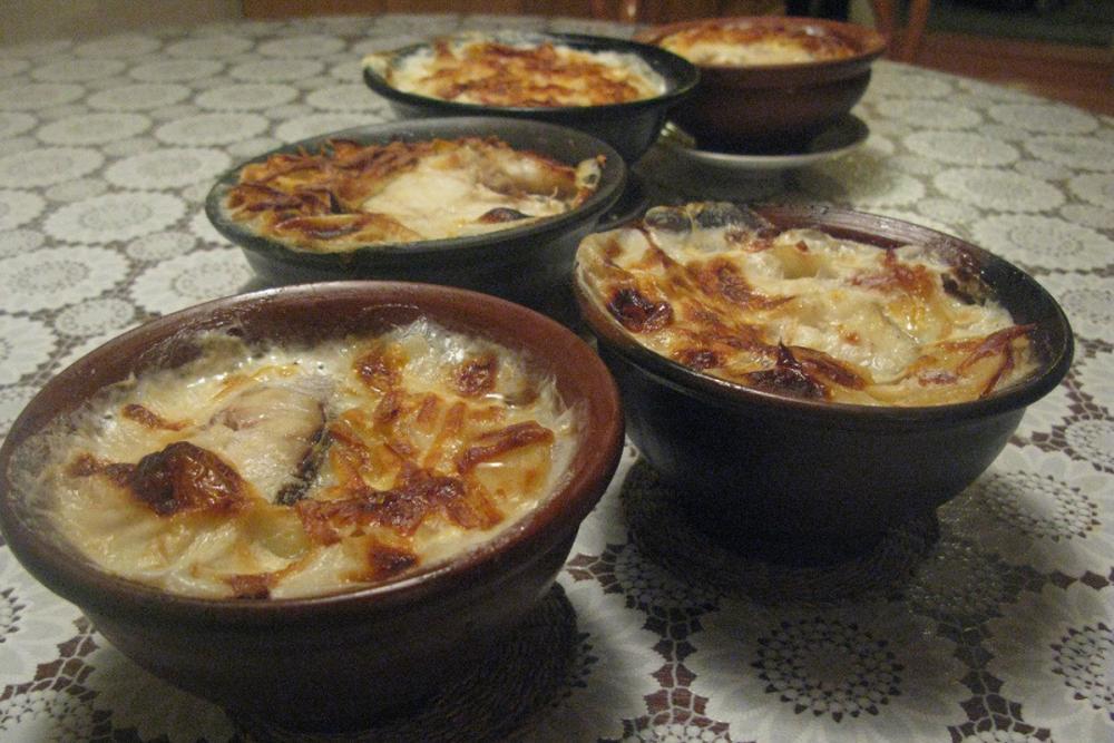 Горшечная кухня семьи Шумиловых