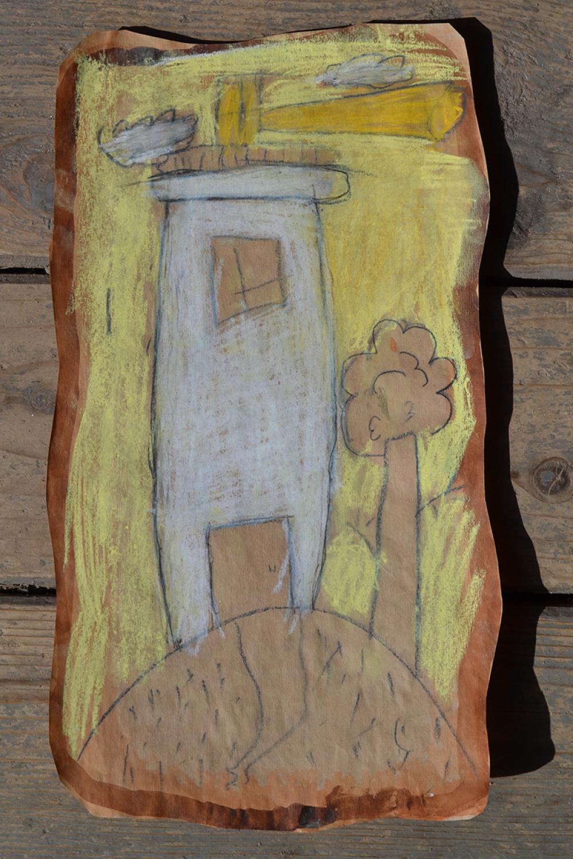 Храм-маяк. Сухих Дима, 9 лет