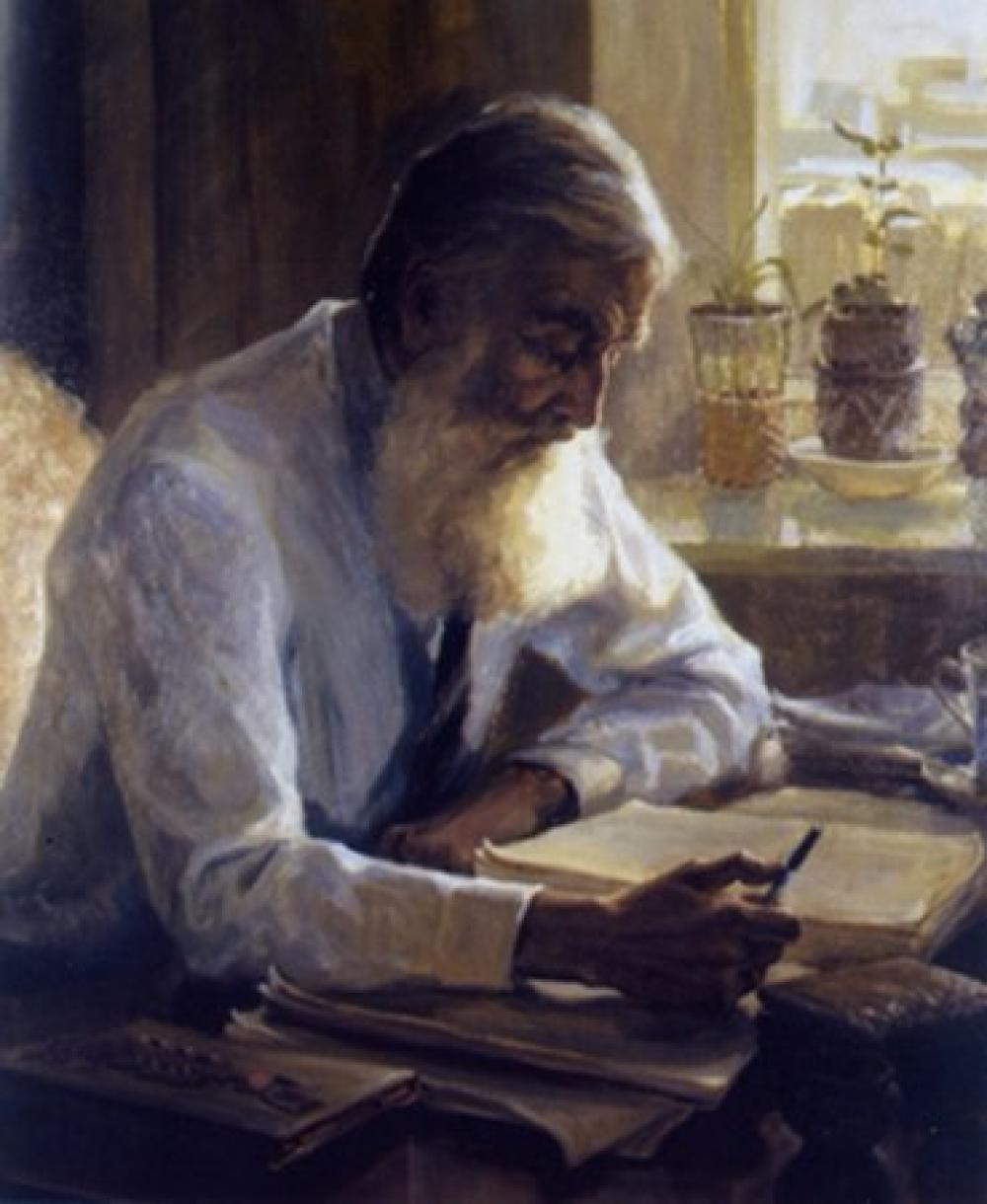 Вишняк М.В. Олег Васильевич Волков.1986 год