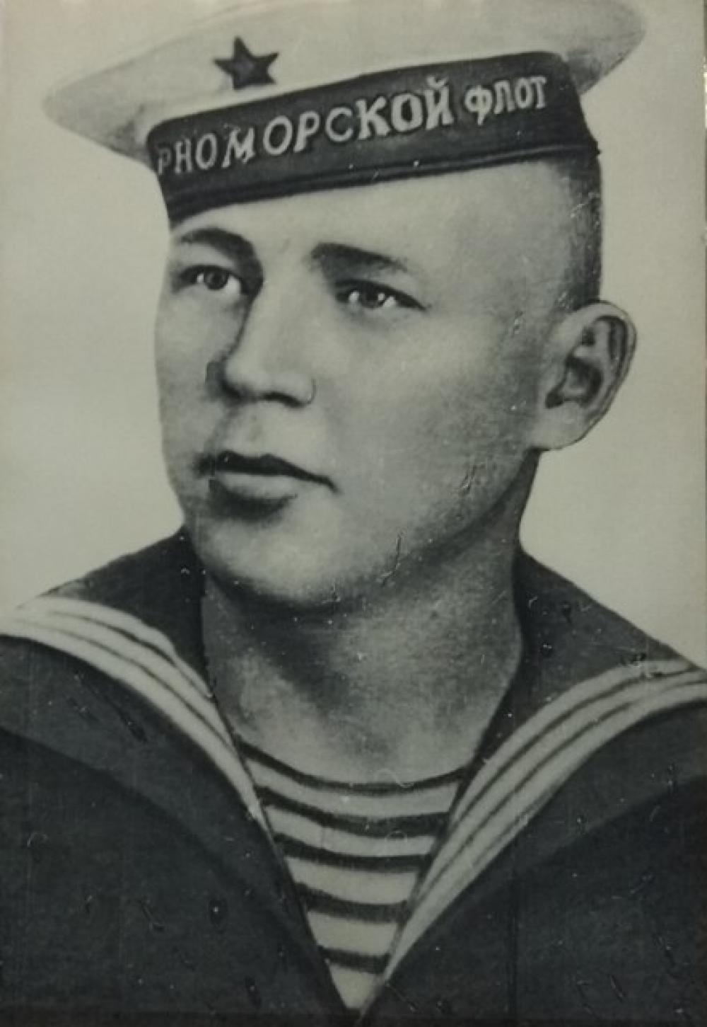 Александр Павлович Пашков