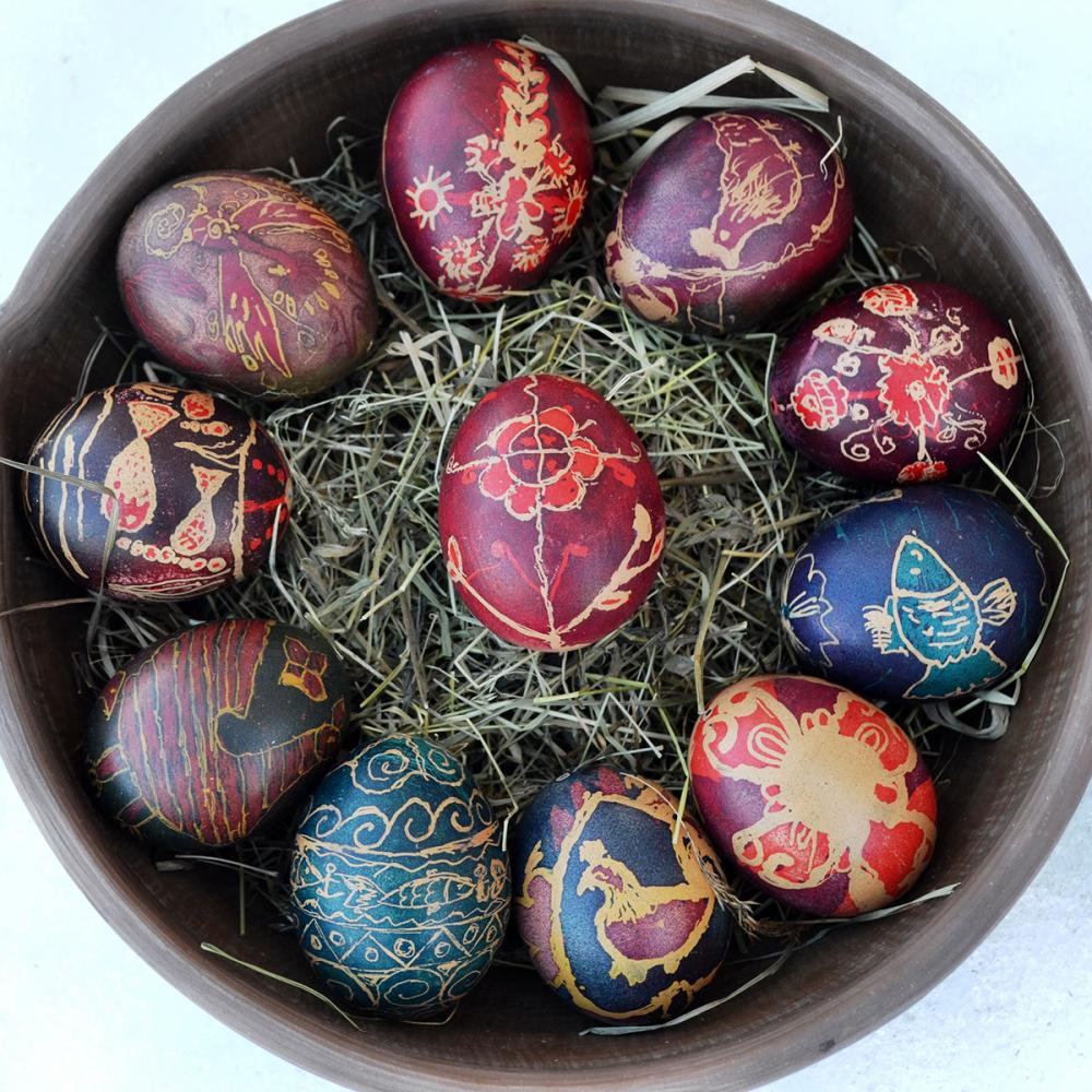 Приготовились к Празднику