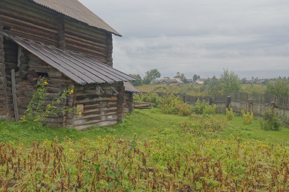 Вонгуда была в XIX – начале XX в. деревней гончаров